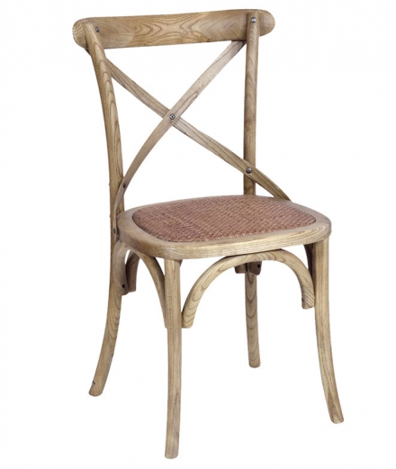 Silla color natural WILSON